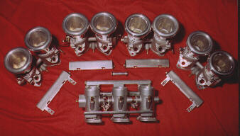 A wide range of throttle bodies for all types of engines