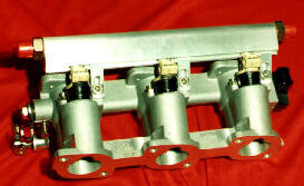 3 Cylinder Throttle bodies