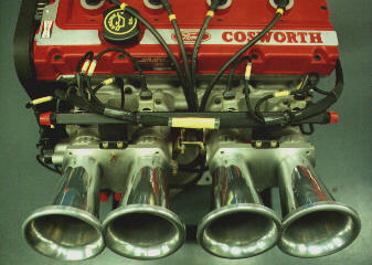 Large Bore Throttle bodies up to 55 mm